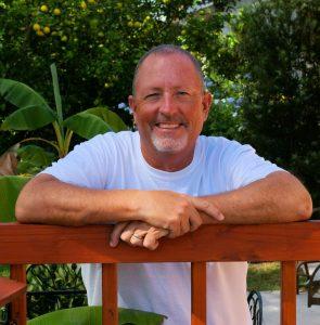 Ed McCarthy photo portrait for Ed McCarthy's Artist Statement