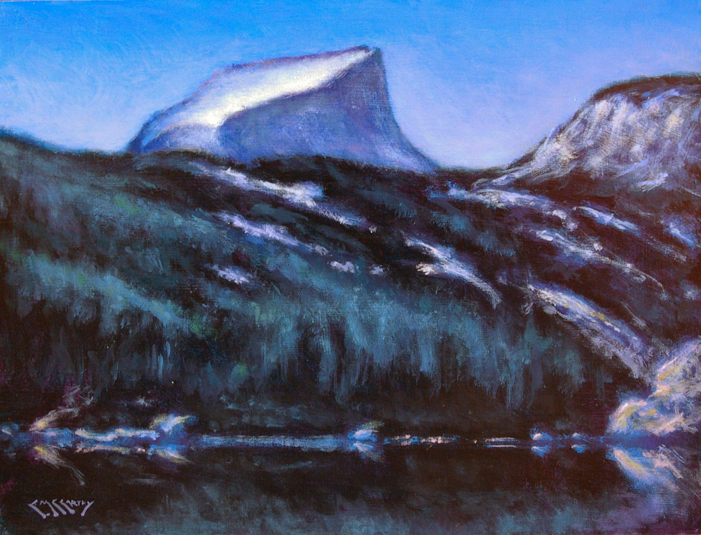 Bear Lake Nocturne