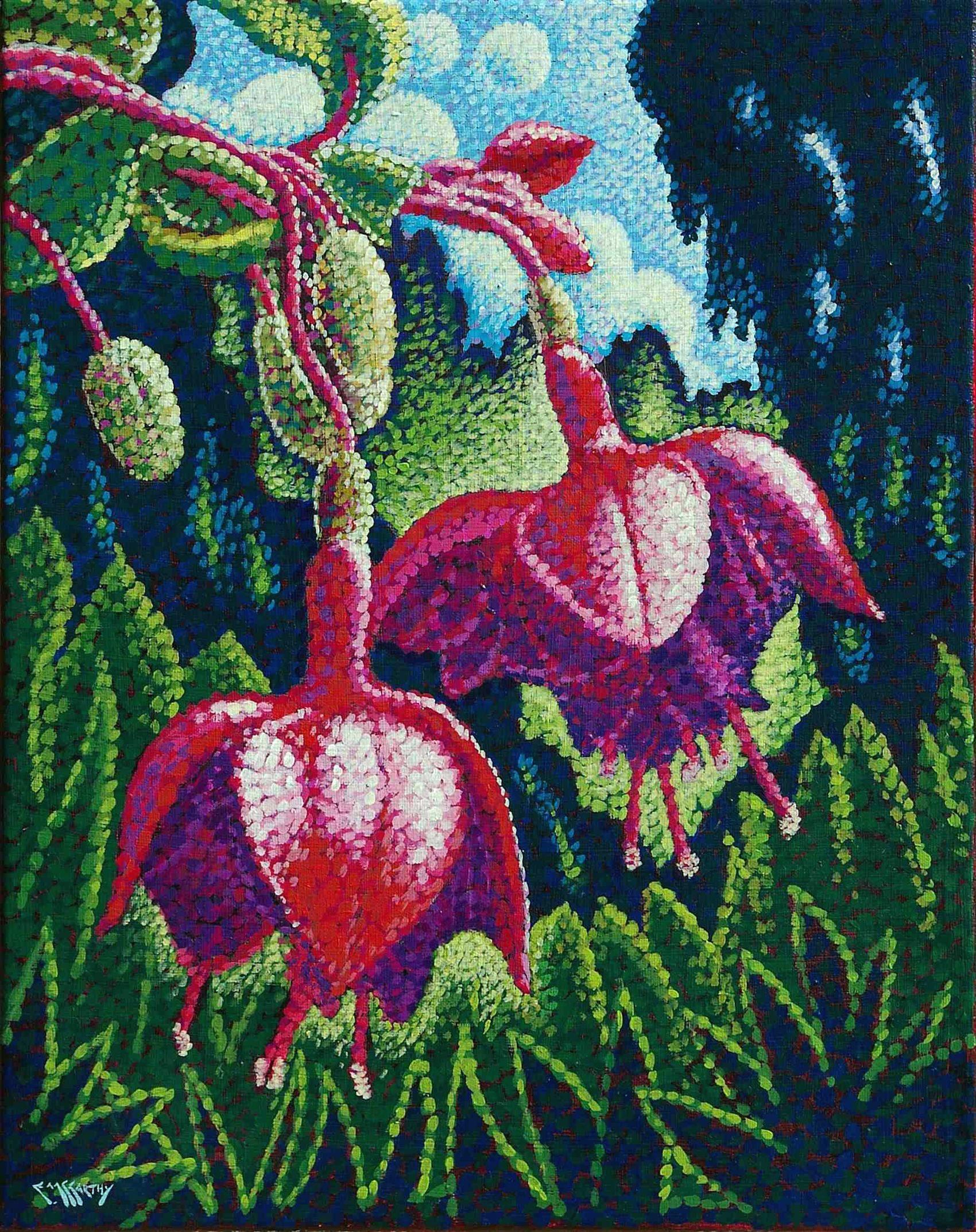 Fuchsia Daydreams