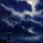 Lighthouse & Moonlight