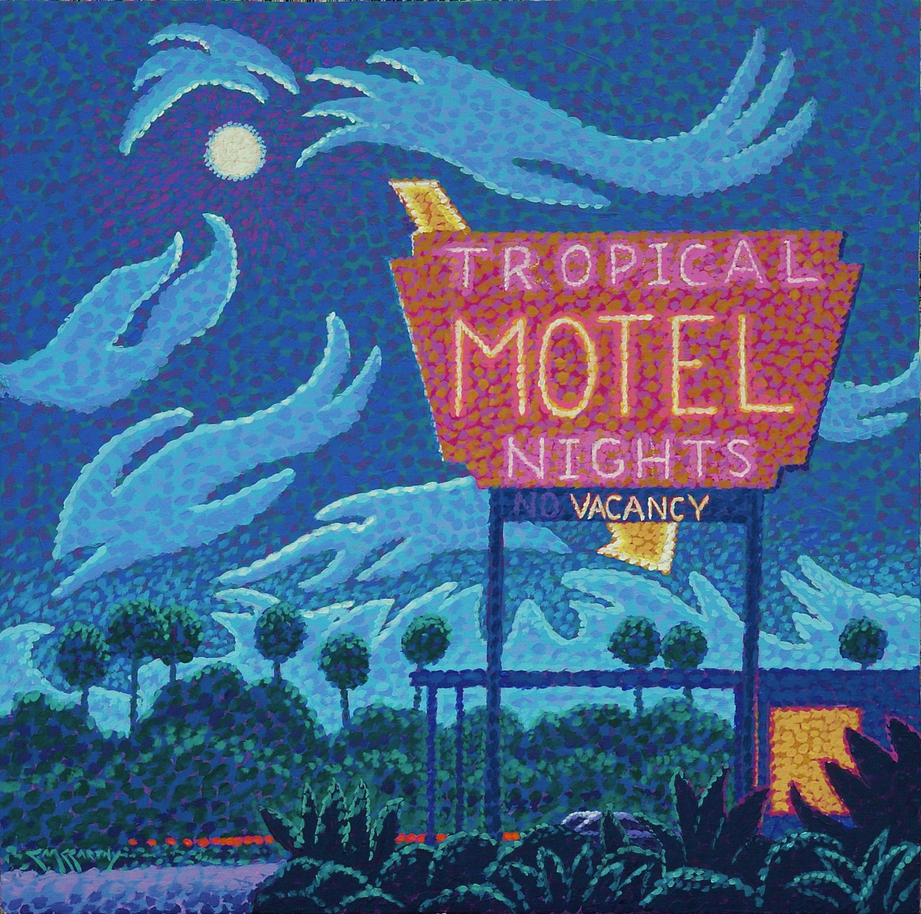 Paradise Found: Tropical nights Hotel