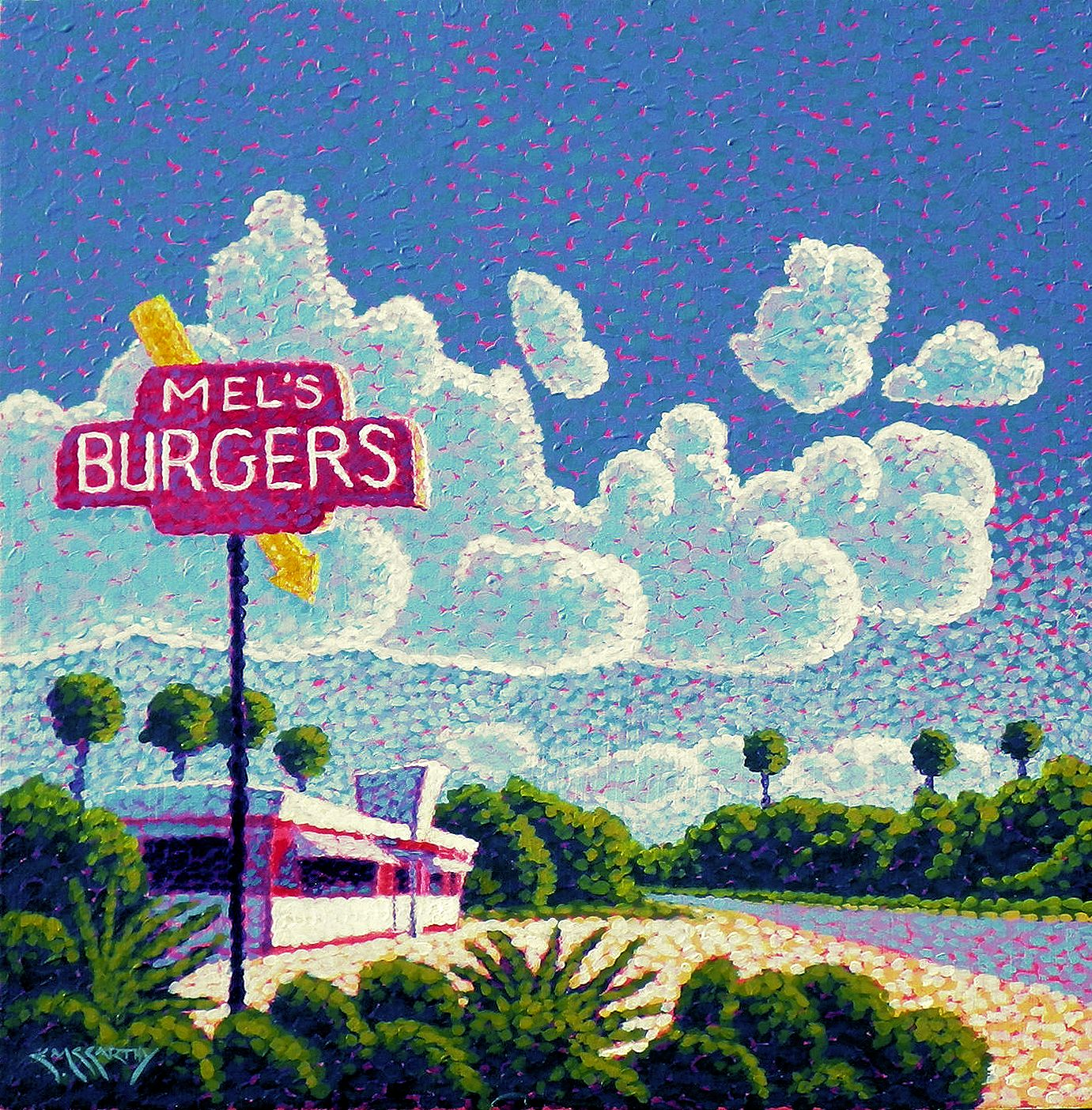 Paradise Found: Mel's Burgers