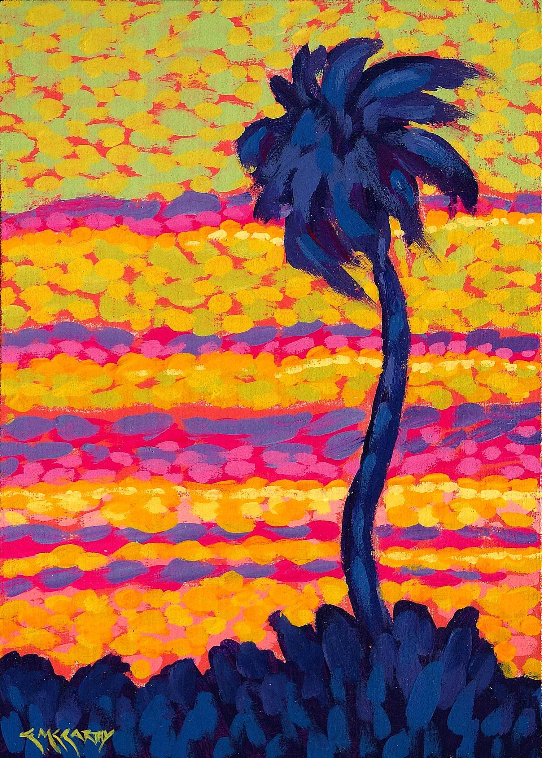 Swaying Palm