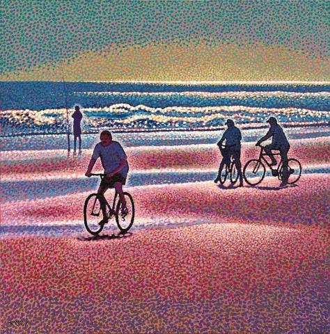 Seaside Silhouettes