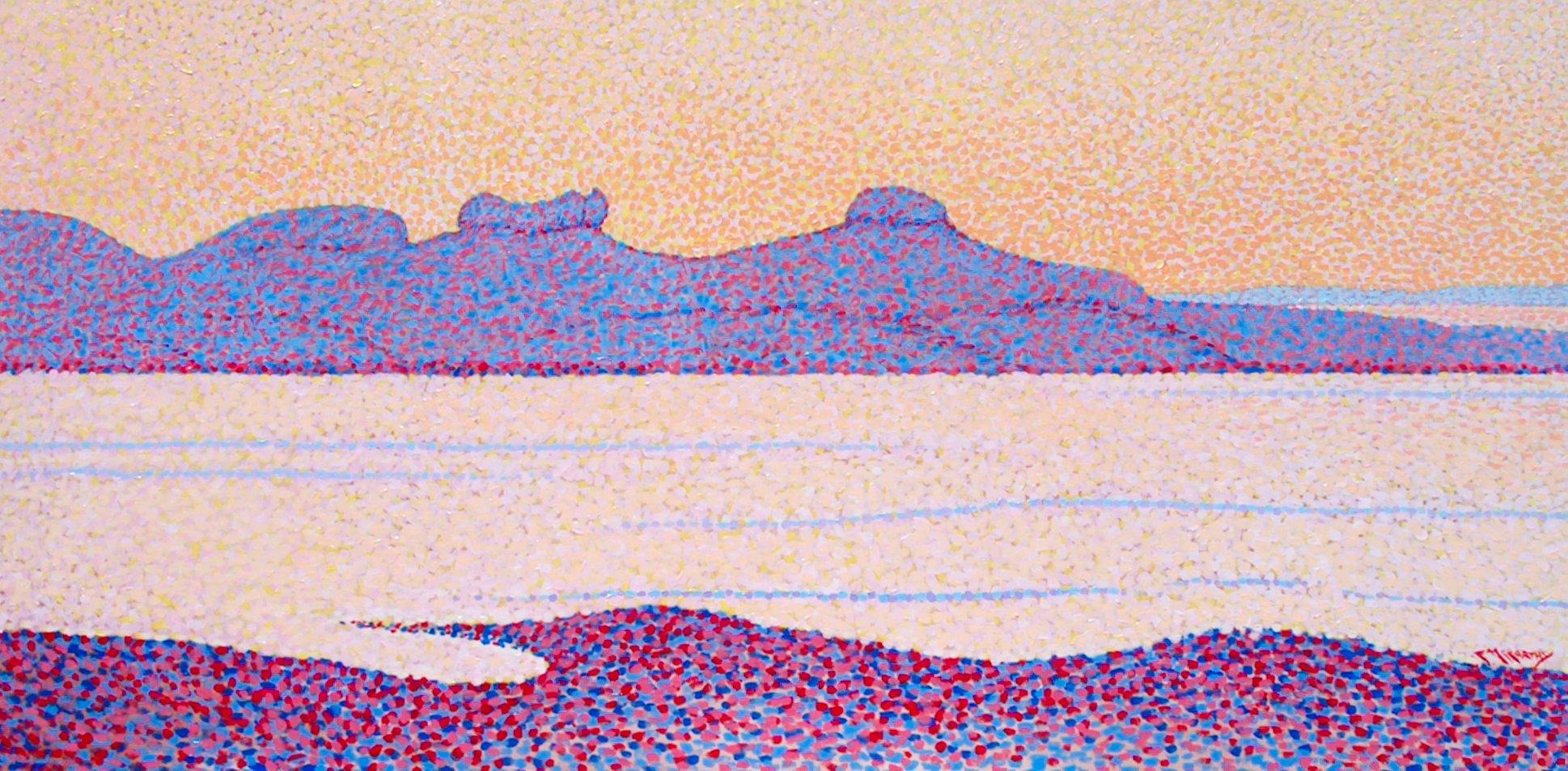 Afterglow, Lake Pueblo